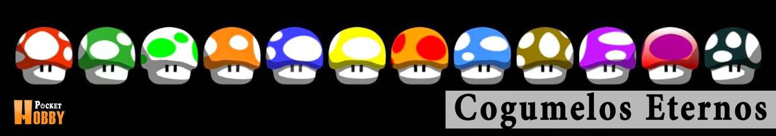 Pocket Hobby - www.pockethobby.com - Play For Hobby - Cogumelos Nintendo!