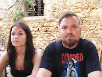 Maria og Raymond