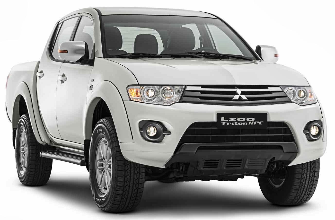 2014 Mitsubishi Triton Pictures | Autos Post