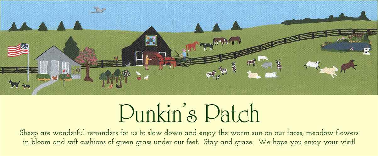 The Punkin's Patch Farm Shop