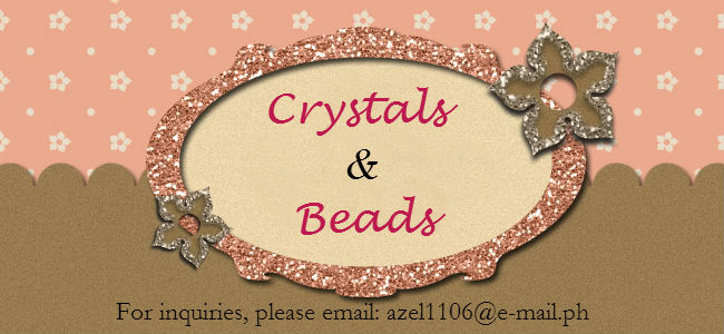 Crystals and Beads