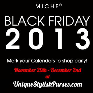 Miche Black Friday 2013 Sale