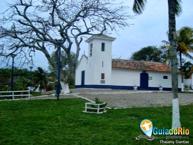 Na praia dos Ossos, Igreja de Sant'Ana