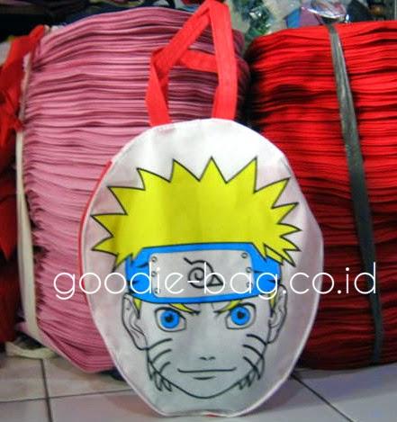tas ulang tahun naruto