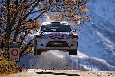 ERC Rallye International du Valais 2013
