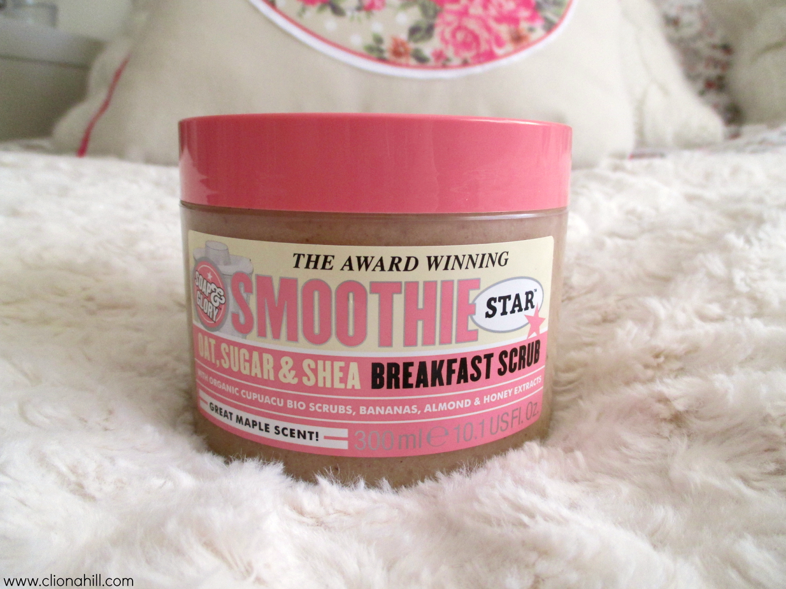 Soap & Glory The Breakfast Body Exfoliator review