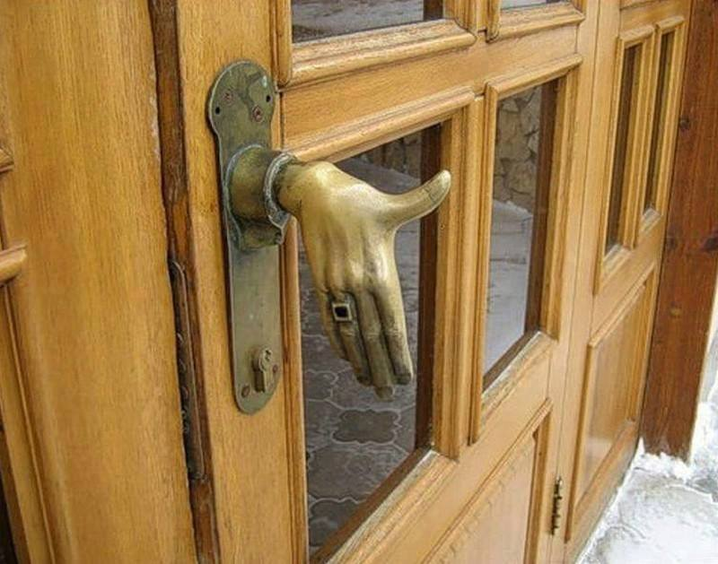 Unique Door Handles