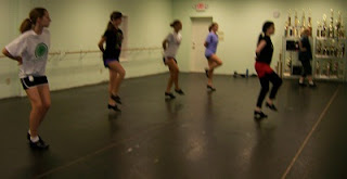 advanced tap class in charlotte nc