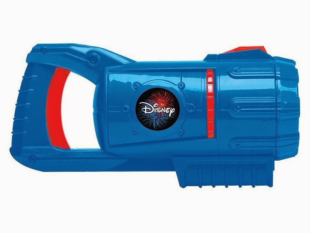 Disney Fireworks Launcher