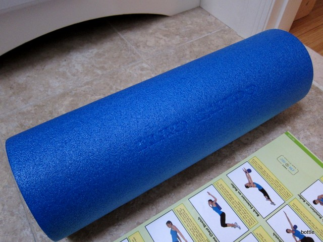 Using Foam Roller For Skid Plate Painting