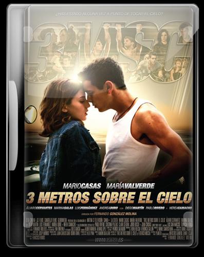 3msc Metros Sobre el Cielo (2010) [DvdRip] [Castellano AC3]