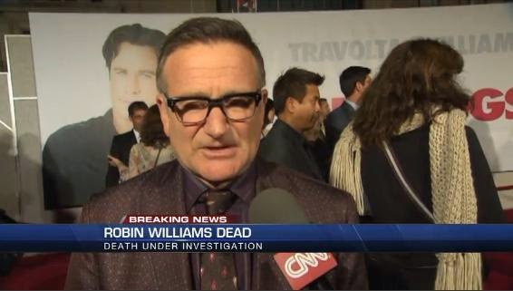 Robin Williams Dead, Robin Williams