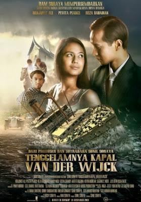 Download Film TENGGELAMNYA KAPAL VAN DER WIJCK (2013) HD BluRay 720p,1080p