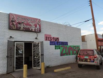 Zumba at Zandra's Zumba On Central