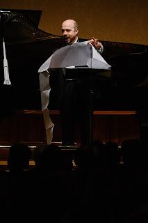 Gianluca Buratto at Rosenblatt Recitals - photo Jonathan Rose