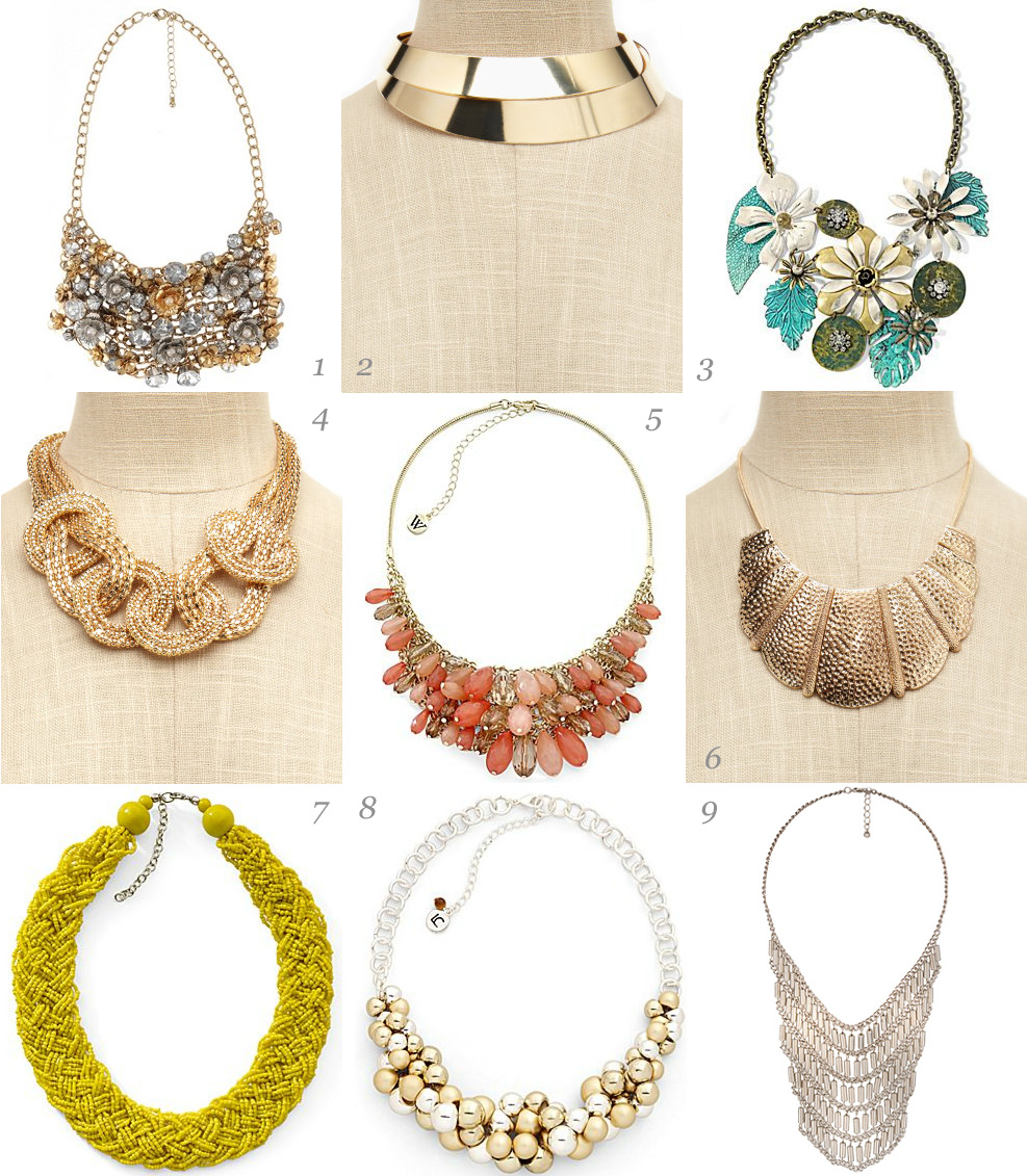 the trend jewelrytrendcollage necklace southern spring link trends jewelry
