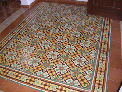 Avente tile talk tips for a successful cement tile layout for Cement tile installation