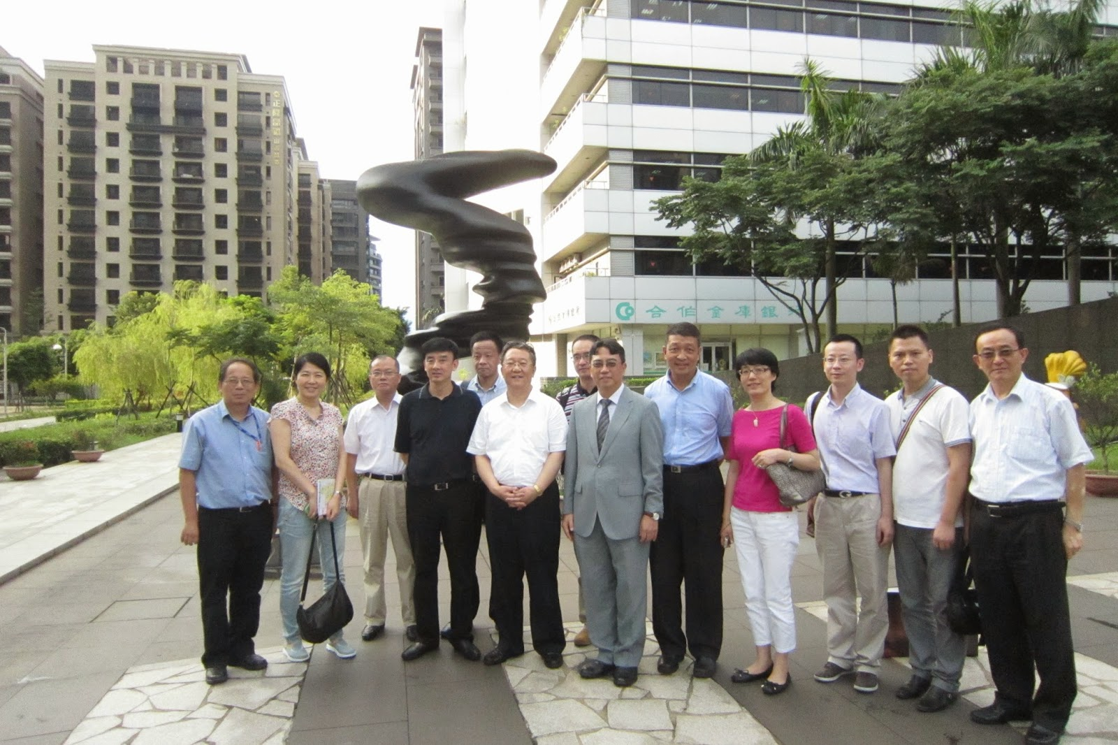 上海市楊浦區參訪團
