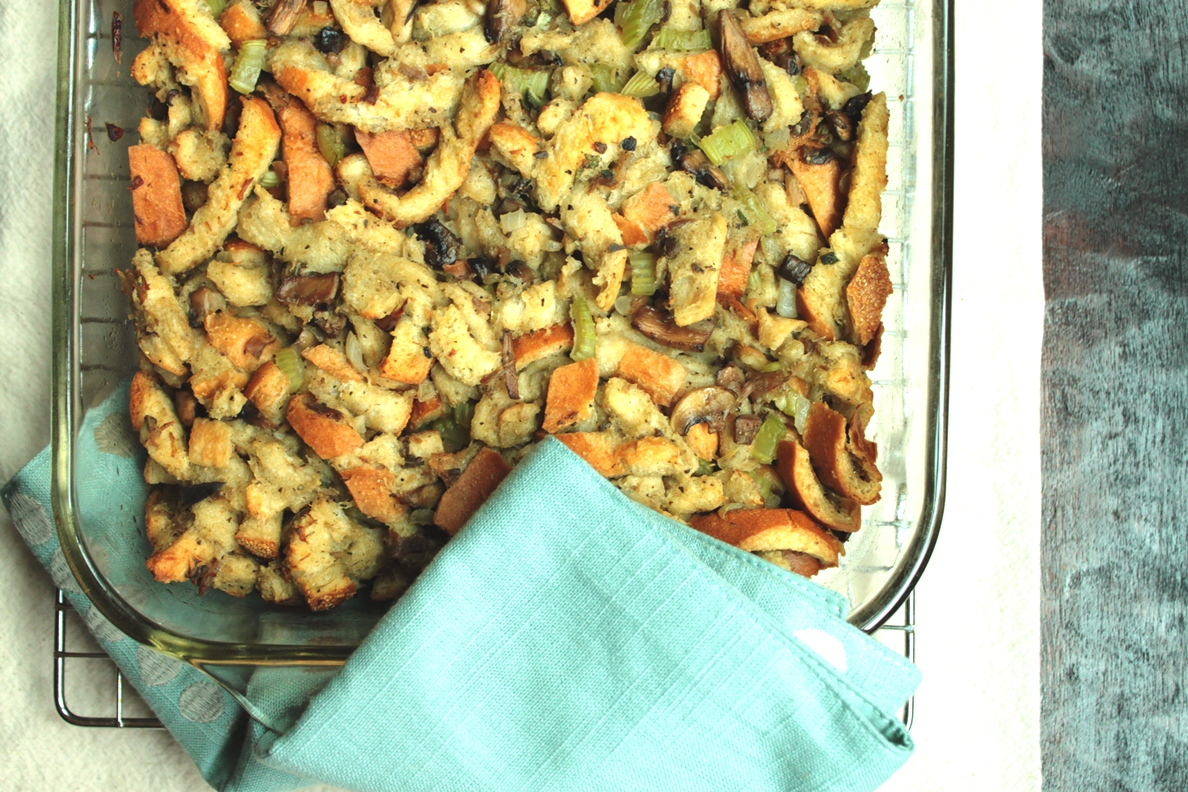 how to make stuffing with giblets