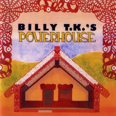 Billy T.K.\'s Powerhouse - Life Beyond The Material Sky 1975 (New Zealand,  Psychedelic Blues-Rock)