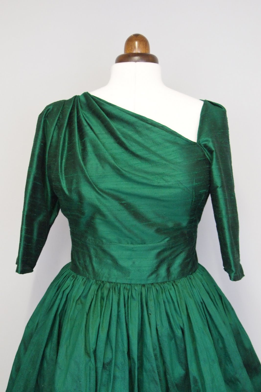 Alexandra King - Vintage Inspired Clothing. : Emerald Green Cocktail ...