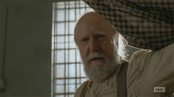 "Hershel en The Walking Dead 4x16 - ""A"""