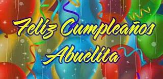 Tarjetas de Cumpleaños para Abuelas, parte 2