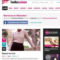 Hellocoton Magazine