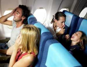 Efek Sering Naik Pesawat