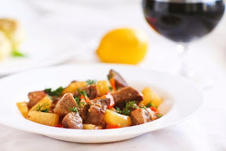 Pork in sweet and sour sauce recipe