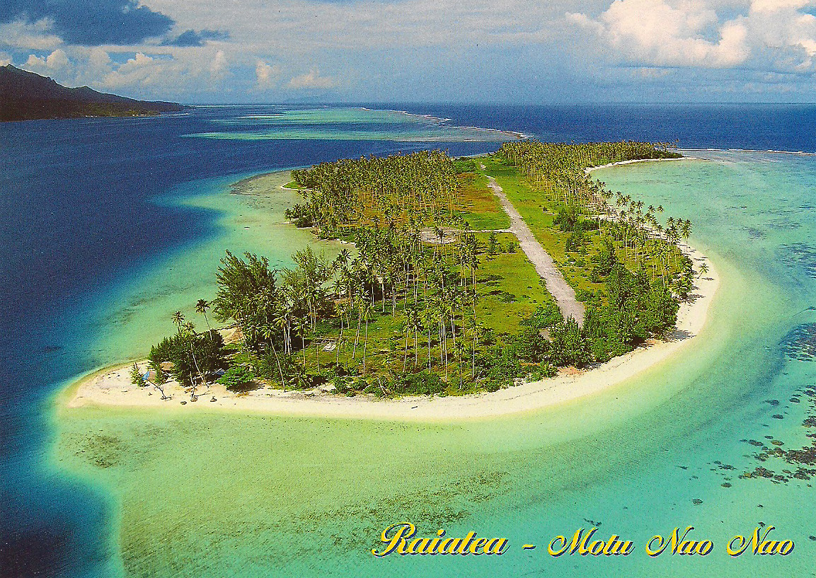 Raiatea French Polynesia  city photos : Acre Meadow: Raiatea, French Polynesia