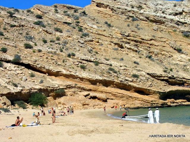 muskat sahil