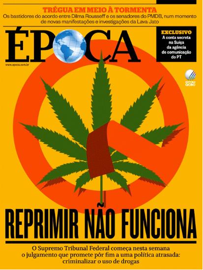 Drogas: Reprimir Não Funciona