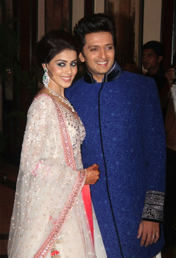 Genelia and Ritesh Sangeet Ceremony 1 - Genelia and Ritesh Sangeet Ceremony