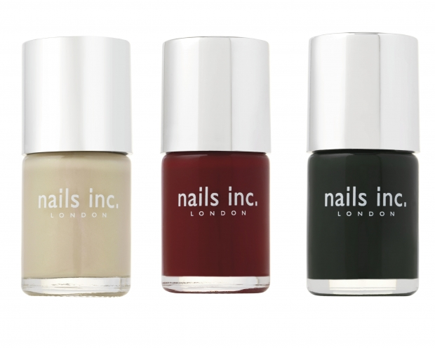 Nails Inc November - Mad Men Collection - Westchester