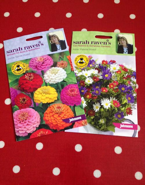 Sarah Raven cut flower seeds