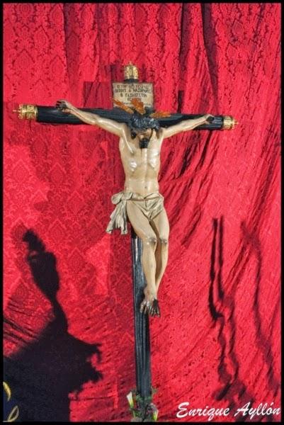 Besapiés Cristo de las Siete Palabras