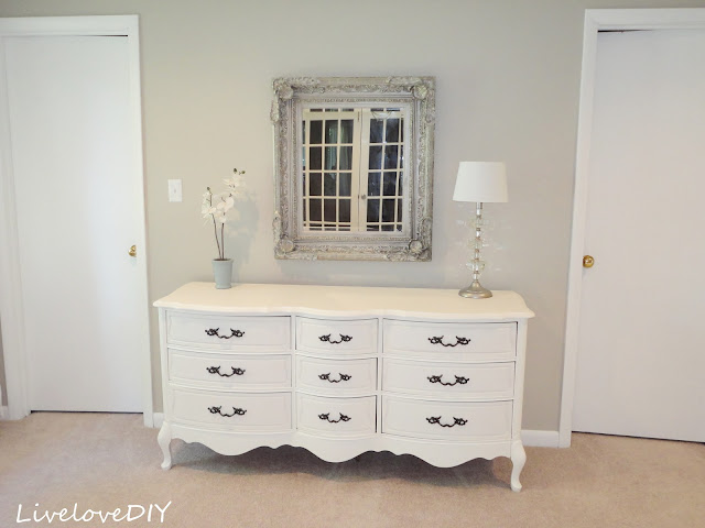 How To Paint Furniture: Great Tutorial via LiveLoveDIY