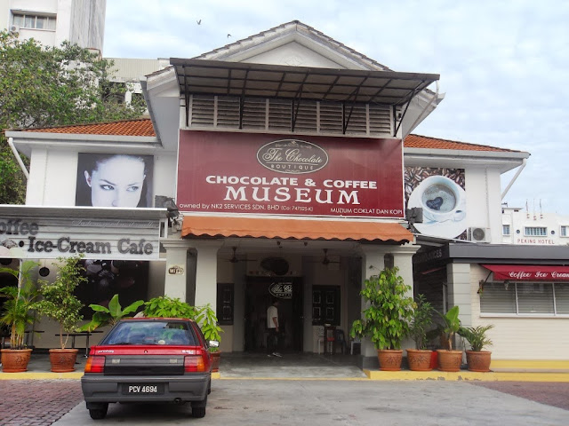 muzium coklat pulau pinang
