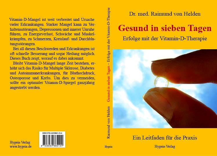 Vitamin D-Spiegel online ermitteln