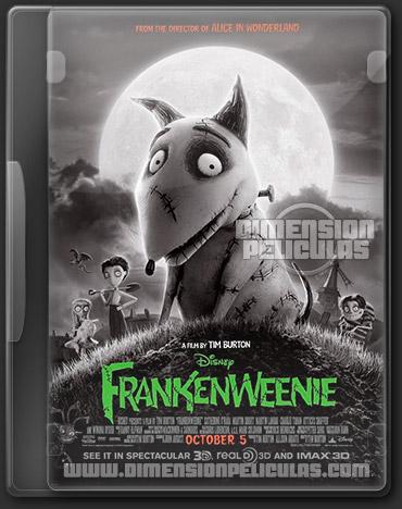 Frankenweenie (DVDRip Ingles Subtitulada) (2012)