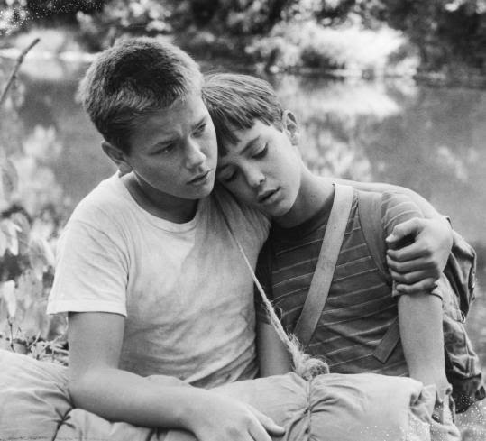 a summary and an analysis of stand by me a film