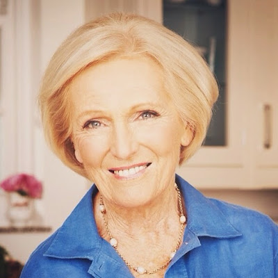 Mary Berry Quote