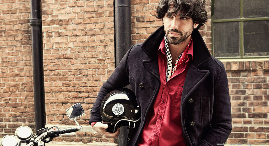 Sacos Taverniti otoño invierno 2015. Moda jeans invierno 2015.