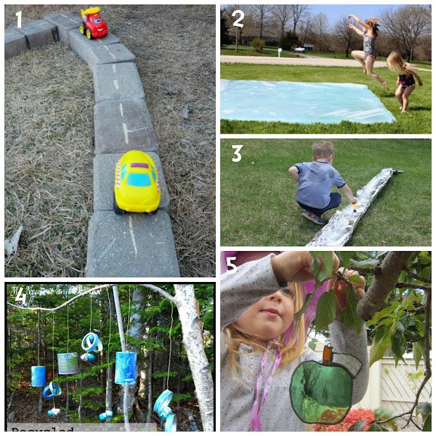 Kids Outdoor Activities Ideas