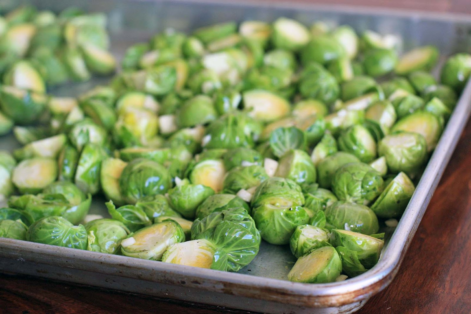 Roasted Brussels Sprouts | Girl Cooks World