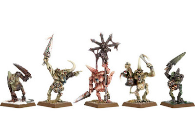 Nurgle Herald and Plaguebearers photo