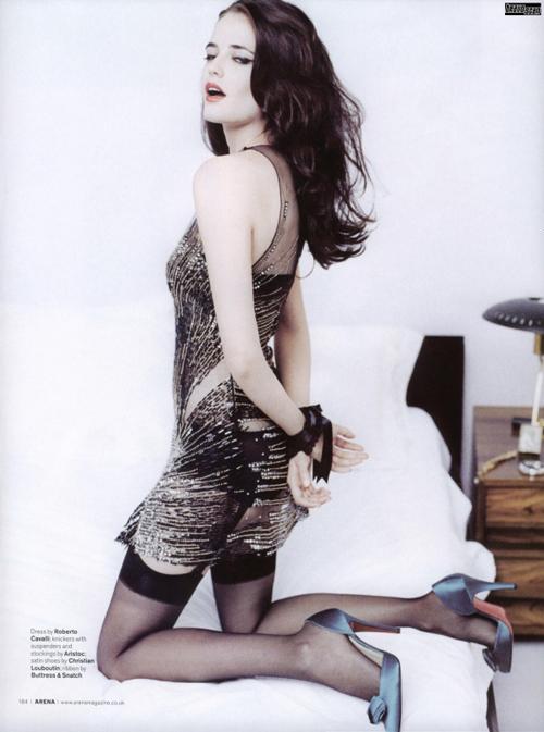 Eva Green Hairstyles Photos 9