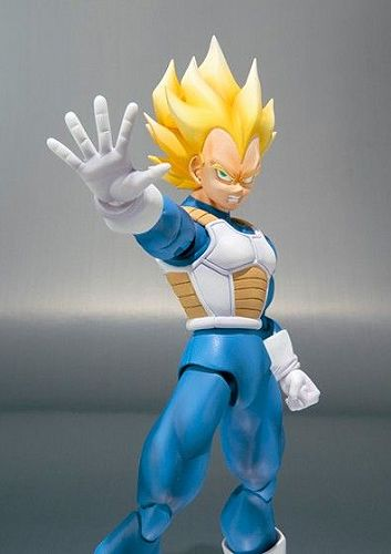 S.H.Figuarts Dragon Ball Kai Super Saiyan Vegeta