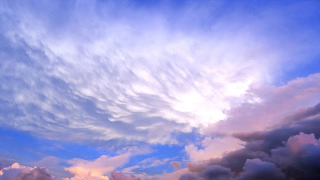 Sky Clouds HD Wallpaper